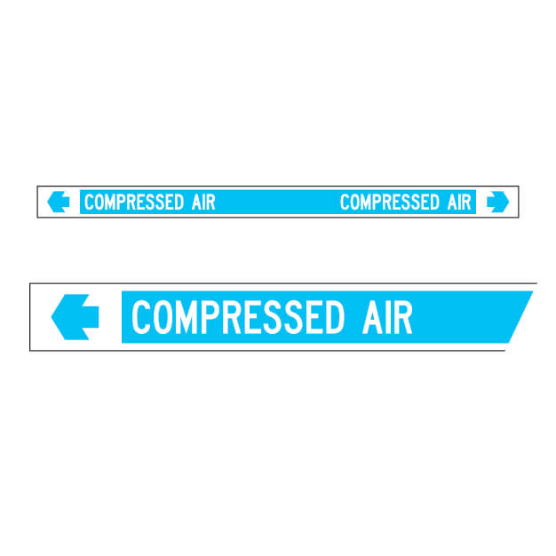 Pipemarker – Compressed Air