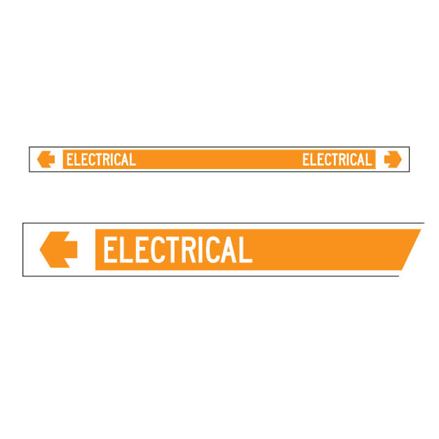Pipemarker – Electrical