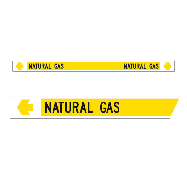 Pipemarker – Natural Gas