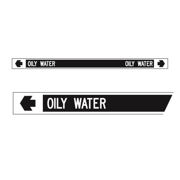 Pipemarker – Oily Water