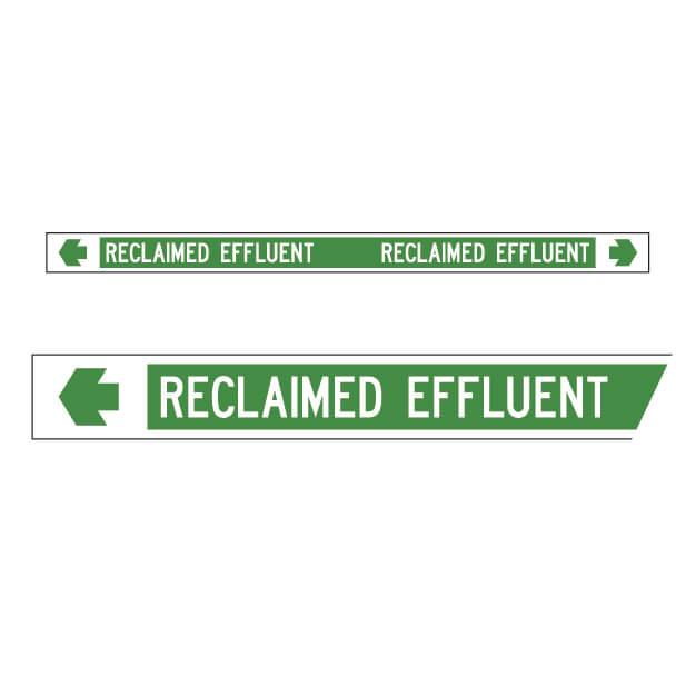 Pipemarker – Reclaimed effulent