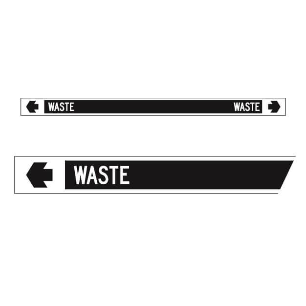 Pipemarker – Waste