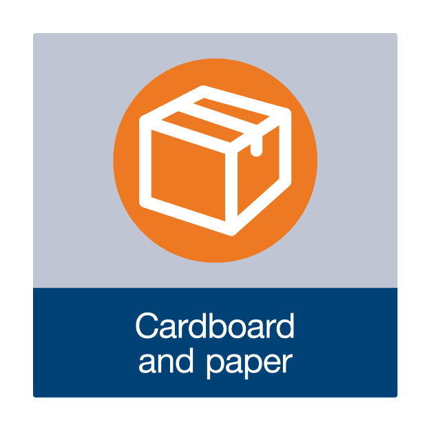 Cardboard & Paper