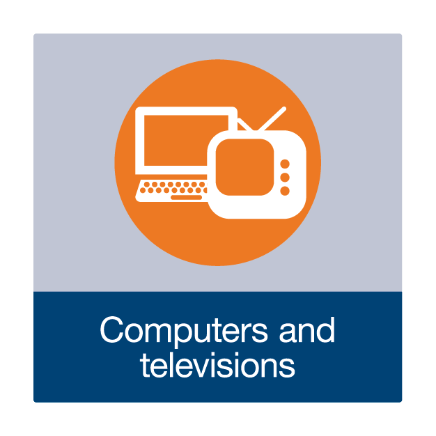 Computers & Televisions